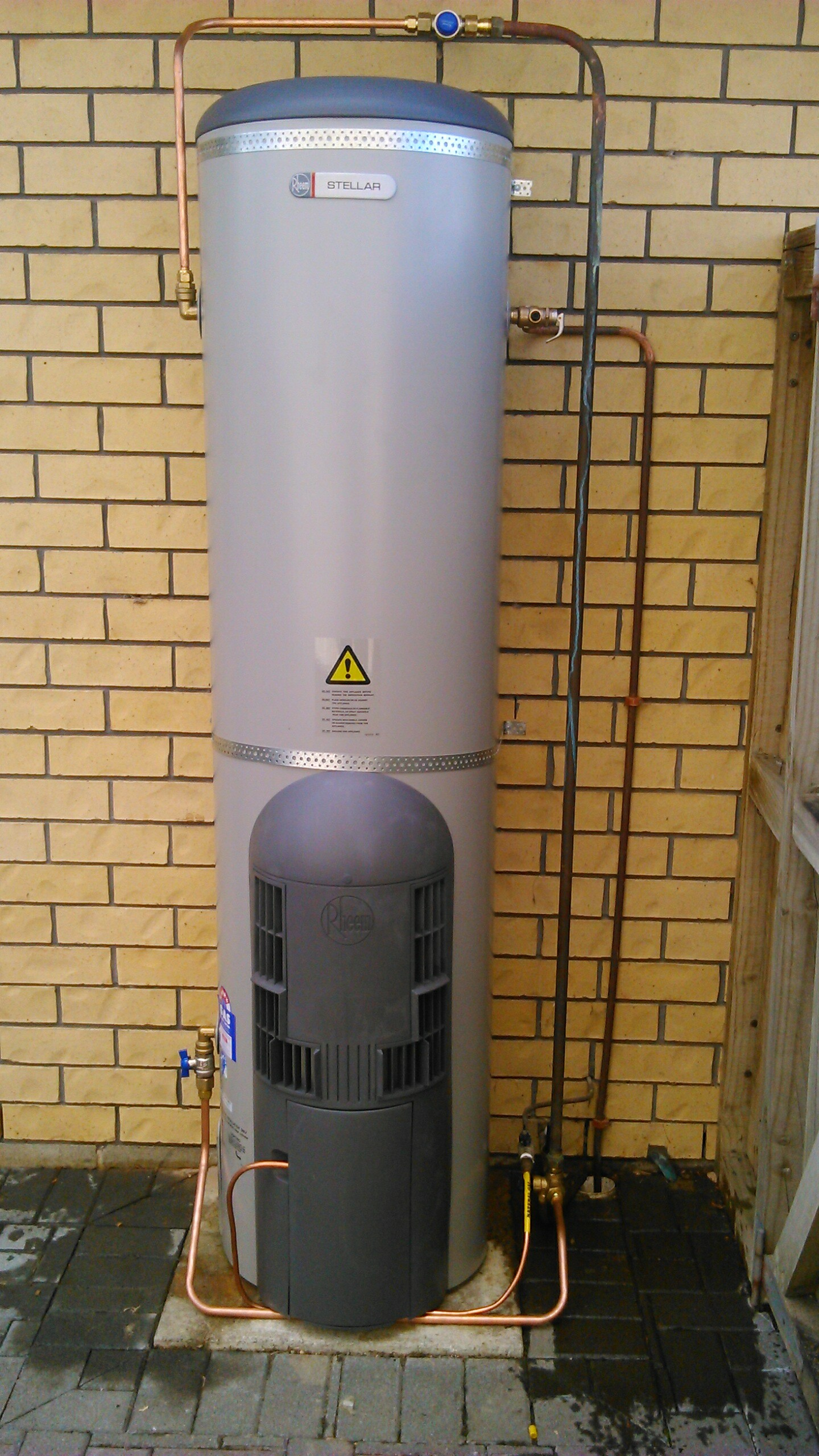 Euro Hot Water Cylinder Special