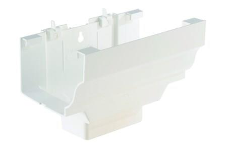 EXPANSION OUTLET<br /><br /><br /><br /> 100 x 50mm With Backplate
