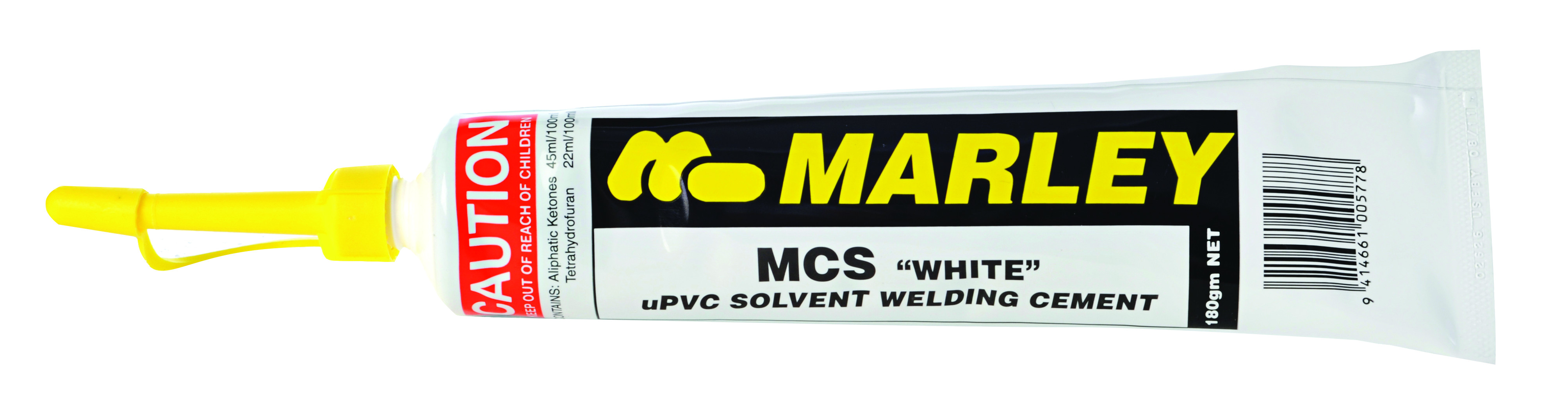 SOLVENT WELDING CEMENT<br /><br /><br /> 180g Tube