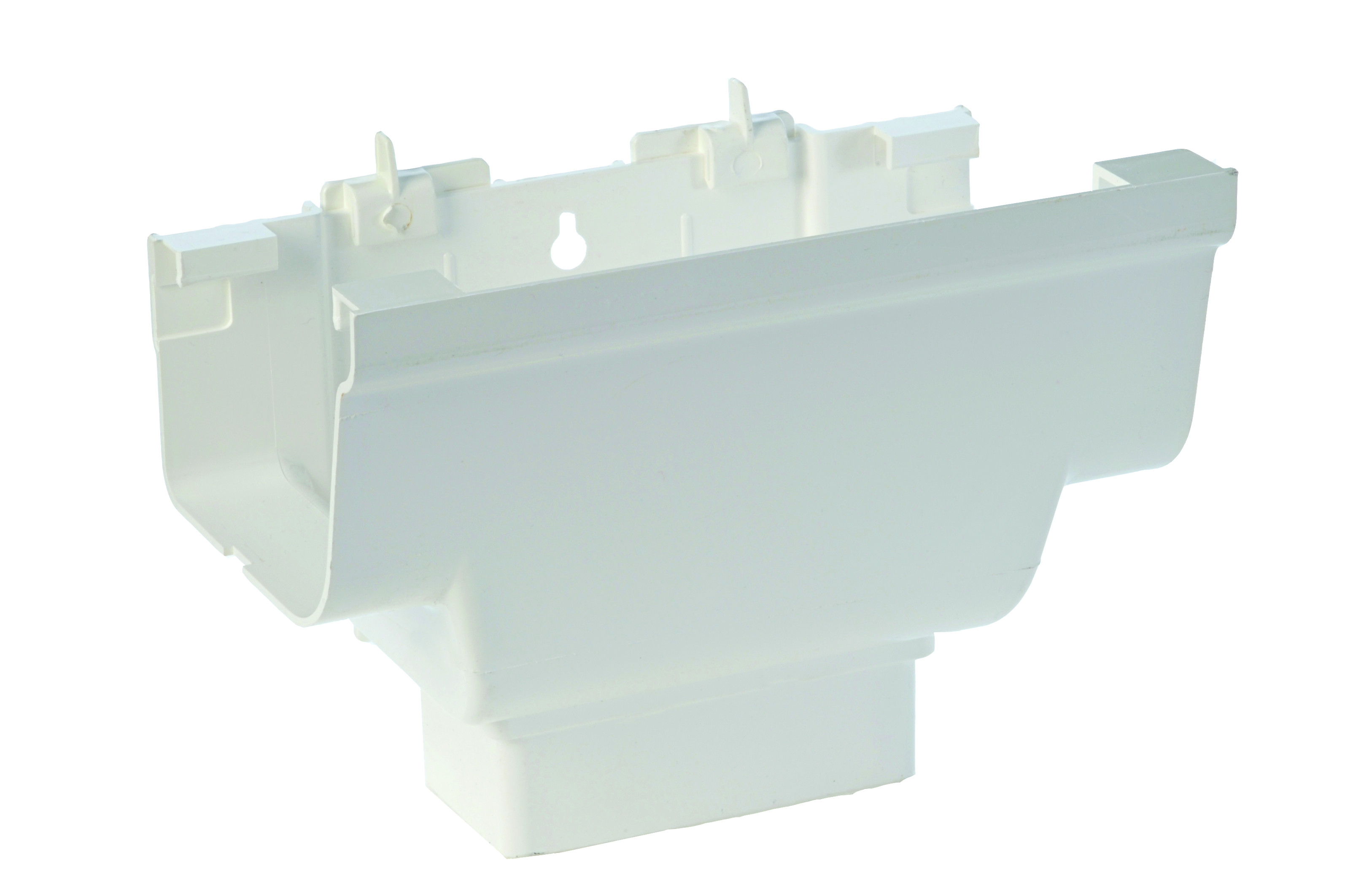 EXPANSION OUTLET 100 x 50mm With Backplate