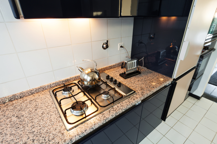 Gas Hob (gas cook top) installation / re-location (Natural Gas and ...