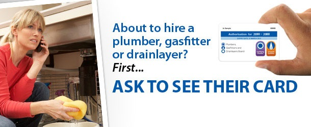 gasfitting licence