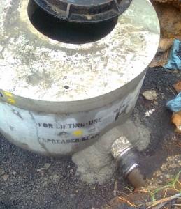 residential manhole