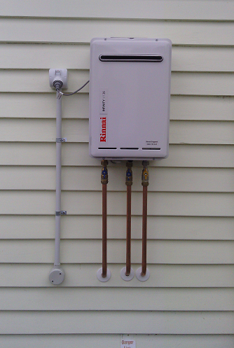 Instantaneous Gas Water Heating Systems Euro Pllumbing