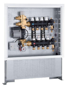 Ufh besides Floor Section also Underfloor Heating Manifold Setup besides Underfloor Heating Manifold Cabi further Perimeter Edge Adhes Pack E. on underfloor heating manifold